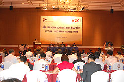 Strengthening Vietnam – Saudi Arabia Business Cooperation