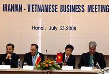 Vietnam, Iran Boosting Trade Ties