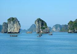 Vietnam Named among World's 20 Top Travel Destinations 2007