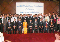 VCCI Holds Second Conference of East-West Economic Corridor