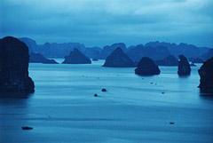 Ha Long Bay Leads in Current World Wonders Voting