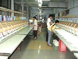 Vietnam, India Deepen Garment, Textile, Cotton Ties