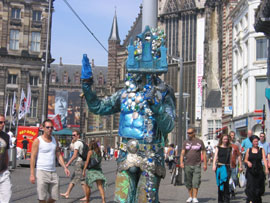 The Netherlands: Asia-Europe Cultural Intercourse