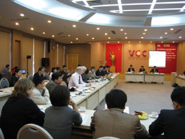 Vietnam Business Council for Sustainable Development Needed for Economic Growth
