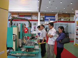 Vietnam Manufacturing Expo 4-in-1 Serving All Industries Needs