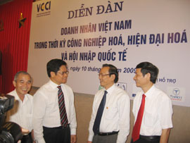 Vietnamese Businesses: Sailing to International Markets