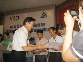 VCCI Opens Course on Industrial Engineering