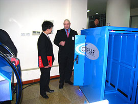 Mobile Data Centers Introduced in Vietnam