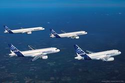 Airbus A320 Family Passes The 5,000th Order Mark