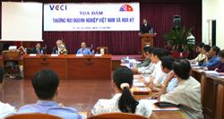 Talks between Vietnam, US Firms