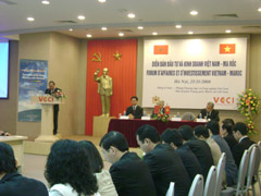 Vietnam – Morocco Investment & Business Forum: Materialising Business Investment Projects
