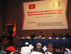 Vietnam – Nigeria Investment and Business Cooperation Opportunities