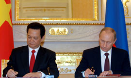 Vietnam Days to Be Held in China and Russia