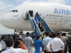 Airbus Sees Near-Term Demand for A380 in Vietnam