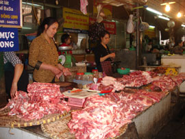 Vietnam to Raise Meat Import Taxes from March 20
