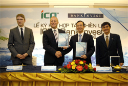 ICP and BankInvest Enter Into Strategic Partnership