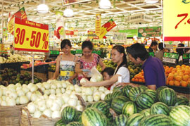 Hanoi CPI Up 1.31% On-Month in Dec: Statistics Office
