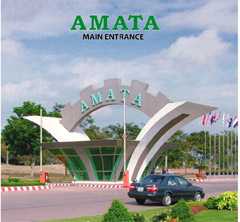 AMATA Industrial Zones with New Projects
