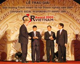 CSR Award 2009: Honouring Enterprises for Sustainable Community Development