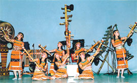 Dam San Artistic Troupe Brings Culture of Central Highland to the World
