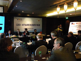 Vietnam – Czech Republic Business Forum: Fulfilling Commitments