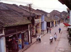 Acient Hoi An Town: Leaping to New Heights