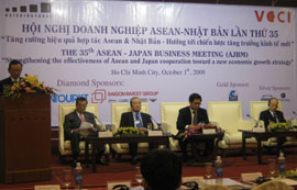 ASEAN-Japan Business Meeting: Toward New Economic Growth Strategy