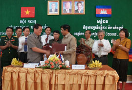 Vietnam – Cambodia See Effective Investment