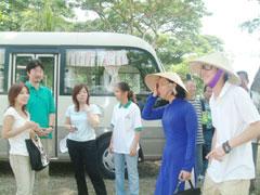 Saigon tourist Targets 3,800 Int'l Visitors This Month
