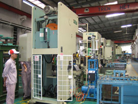 IIME VIETNAM 2010 – 18th Int'l Industrial Machinery Premier Event in Vietnam