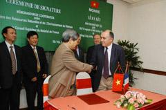 Vietnam – France: Exemplary Relationship