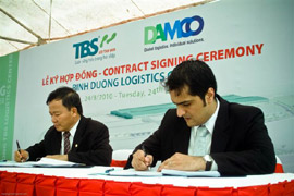 Damco Announces US$ 4Mln Investment in New Logistics Centre