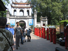 Quoc Tu Giam Temple of Literature: Looking to the 1,000 Year Ceremony of Thang Long – Hanoi