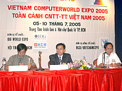 Tenth Anniversary of VIO and VCW