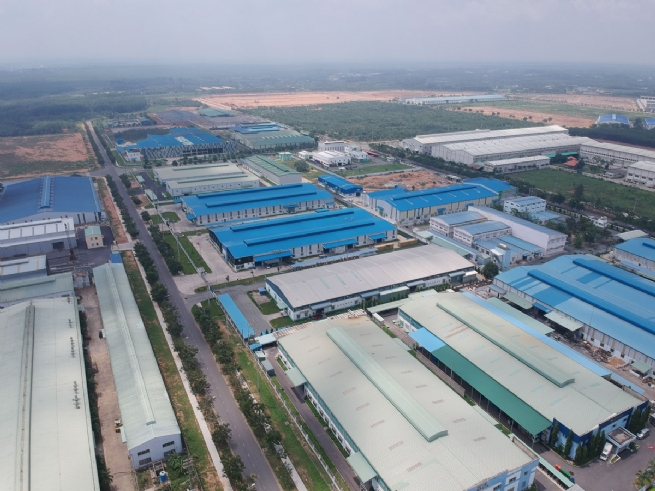 Giang Dien Industrial Park Ready for Investment Wave