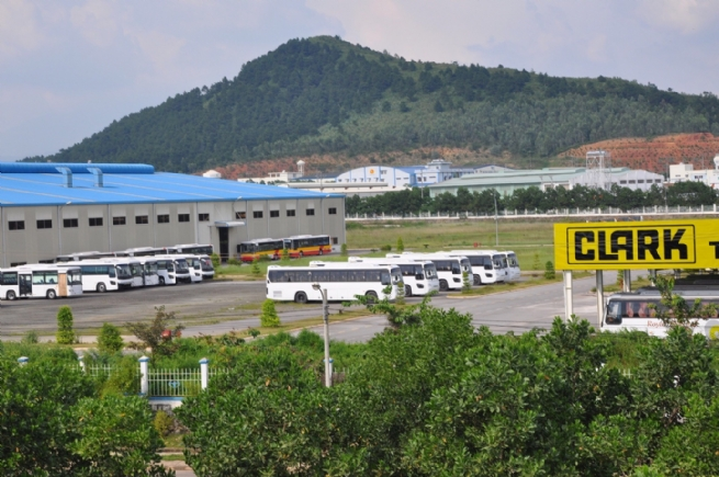 Occupancy of Vinh Phuc Industrial Parks Reaches 62%