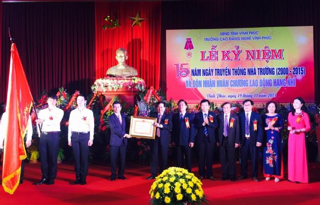 Vinh Phuc Focuses on Human Resource Quality Improvement