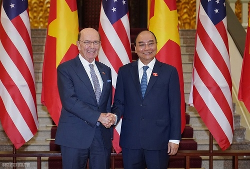 VN Expects to Lift up Ties with U.S. to New Height