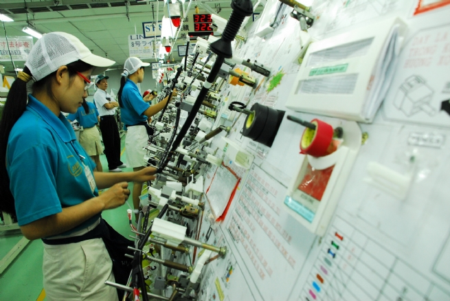 Business Climate in Vietnam Keeps Improving
