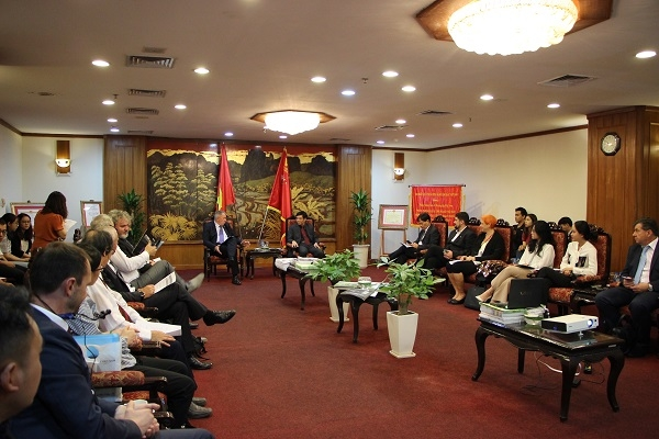 Vietnam, Slovenia Strengthen Business Cooperation