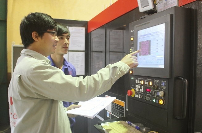 TOMECO Mechanic - Electrical JSC Enhancing Competitiveness for Sustainable Development