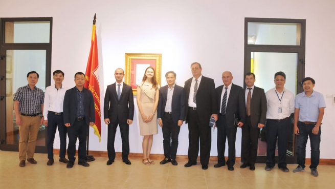 Hanoi Architectural University Enhancing Int'l Cooperation to Improve Teaching, Learning Quality