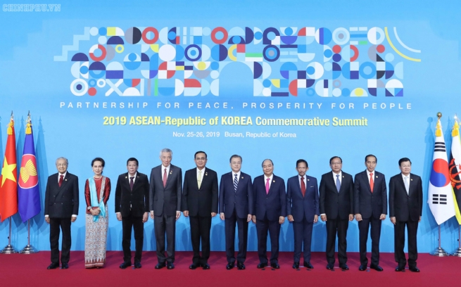 ASEAN, Korea Working towards Common Goal of Peace and Prosperity