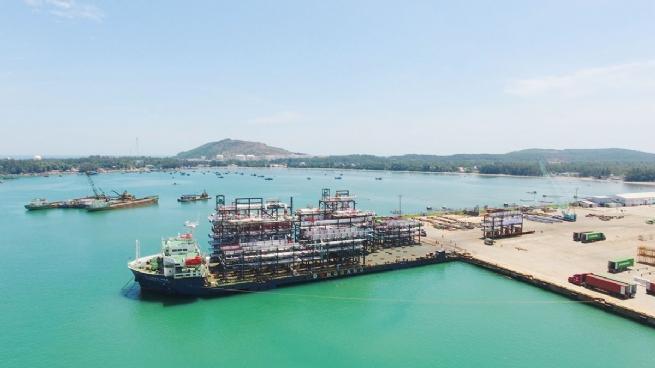KKT Dung Quất điểm đến hấp dẫn của các nhà đầu tư Hàn Quốc