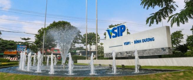 VSIP: Symbol of Vietnam - Singapore Friendship and Cooperation