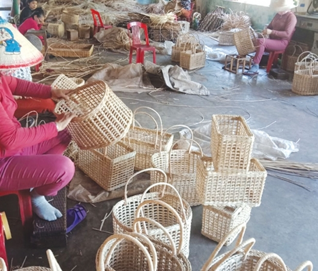 Paying Way for Bamboo, Rattan Industry to Go Global