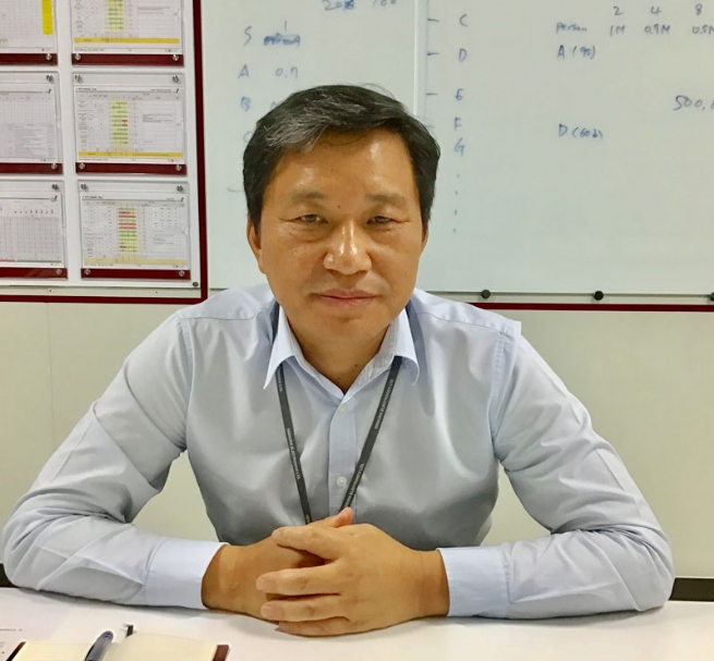 """HEESUNG ELECTRONICS Vietnam General Director: """"We come to Hai Phong for joint development"""""""