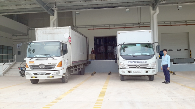 Vinh Phuc Promoting Logistics Service Development
