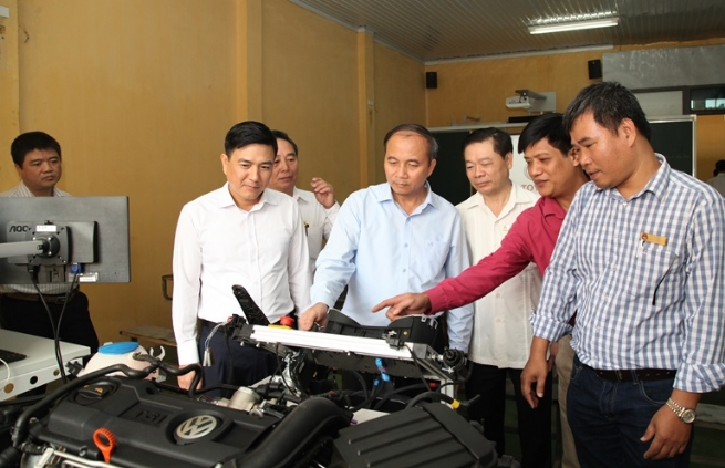 Breakthrough in Vocational Training Quality Needed