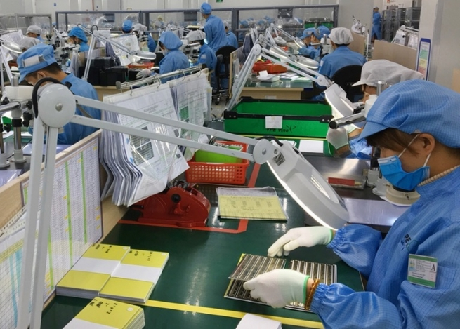 Young Poong Electronics Vina Co., Ltd Employs 1,300 Workers